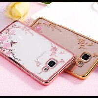 CASE / CASING HP TPU FLOWER SAMSUNG J2 J5 J7 PRIME ON5 ON7 2016 SOFT