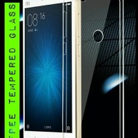 CASING HP - XIAOMI MI4S SOFTCASE ULTRATHIN JELLY TEMPERED GLASS MI 4S