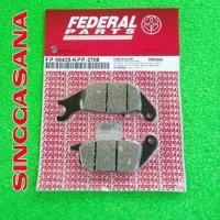 Harga kampas rem belakang cakram satria f supra x 125 feder | Hargalu.com
