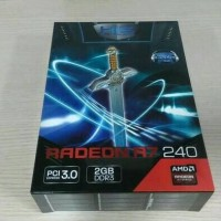 VGA Card HIS Ati Radeon R7 240, 2 GB DDR3 128 bit PCI E