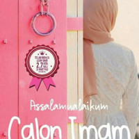 BUKU TERBARU Novel assalamualaikum calon imam