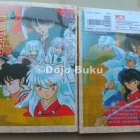 MURAH Buku Komik Seri: Inuyasha Premium ( Takahashi Rumiko )