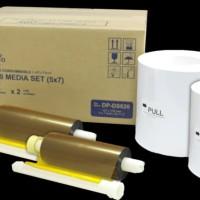 Refill DNP Fotolusio DS RX1 Photobooth Printer Media Set plus Paper