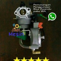 Konverter LPG Honda GX 390 GX 420 GX 460 GENSET 5000watt 8000watt Ma