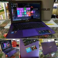 laptop slim ASUS BLACK X453M READY GAMER model baru