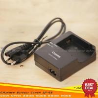 Charger Casan LC-E8C Kamera DSLR Baterai LP-E8 Canon EOS 550D 600D