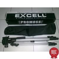 Tripod Excel Promos / Excell Promoss Support Camera DSLR & Handycam