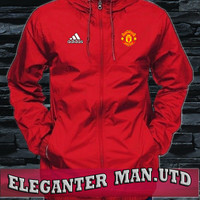 Jaket eleganter red mu