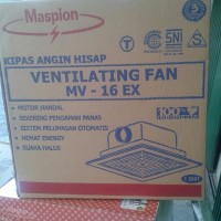 Termurah EXHAUST VENTILATING FAN MASPION MV 16 EX Kipas Hisap