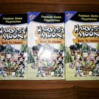 Buku Panduan Harvest Moon Back to Nature
