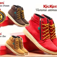 Harga Sepatu Wanita Kickers DaftarHarga.Pw