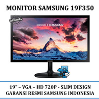 Samsung LED 19 Inch Full HD Slim Design SF355 Monitor