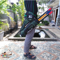 Quiver - Arrow Bag / Tas Anak Panah Warna