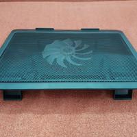 "Cooling Pad Cooler Fan Tatakan Kipas Pendingin Laptop Max 15"" X-850"