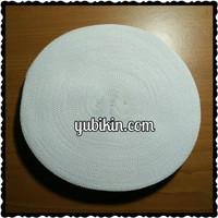 1 Rol Pita Bis Polos 1cm Putih White