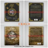 PAKET 2 BUKU H SPMB PKN STAN 2019 BONUS SOAL STAN 1999-2017 (TERMURAH)