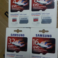 Memory card micro sd samsung 16gb plus adaptor