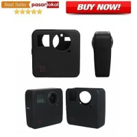 Case gopro Fusion Action Camera Silicone Case Lens Cover GoPro Fusion