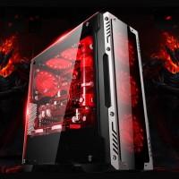 Komputer Rakitan Gaming Spyro Coffelake Asrock Quad Core 8100 GTX 1050
