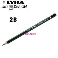 LYRA Art Design 669 Graphite Pencil 2B