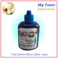 TINTA SUBLIM / SUBLIME SABLON PRINTER EPSON INKJET CYAN KOREA 100ML