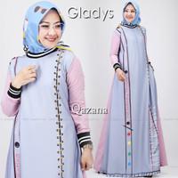 gladys by Qazana gamis dress HIJABER