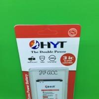 BATTERY BATERAI HYT DOUBLE POWER SAMSUNG I8160 ACE 2 I9100 I9300 S3