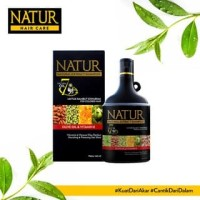 Natur Shampoo Olive Oil & Vitamin-E 140 ML