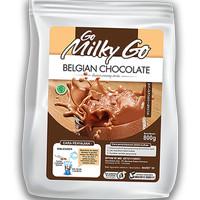 Go Milky Go Belgian Chocolate - Bag 800gr