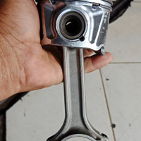 Piston set chevrolet spin disel diesel 1300cc original GM