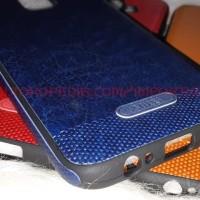 Samsung galaxy A6+ 2018 / A6 PLUS 2018 Leather Stitching Case