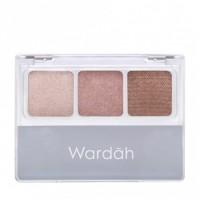 Katalog Wardah Nude Eyeshadow Classic Katalog.or.id