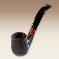 Stanwell Vario 246 (9 mm) Pipa Cangklong Briar Tobacco Pipe