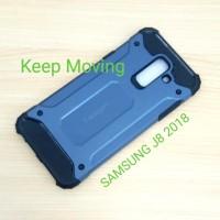Case Spigen Iron Samsung J8 2018