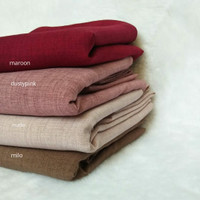 Hijab New Voal Two Tone