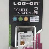 Baterai Double Power Nokia BL4D Battery/Batre Log On Dobel Power/IC