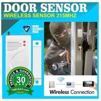 Jual Door Sensor Pintu/Jendela 315Mhz
