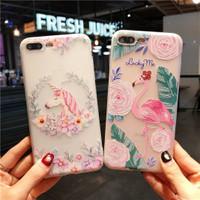 Luminous Case Flamingo, Unicorn & Friend For Oppo Neo 9 / A37
