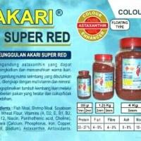 AKARI SUPER RED 1,25 1.25 kg 1,25kg 1.25kg 1250gr 1250g 1250 Gram G Gr