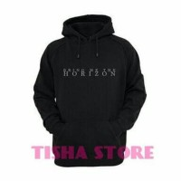SWEATER HOODIE BMTH LETTER 2
