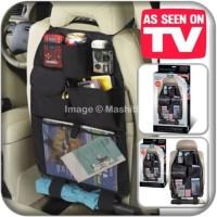 Harga lynx auto seat car organizer jok mobil 6 pocket backseat payung | WIKIPRICE INDONESIA