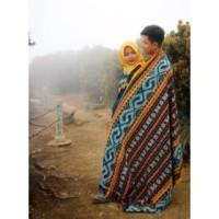 Harga etnic kain tenun tas baju bla412 blanket tenun etnik motif | Pembandingharga.com