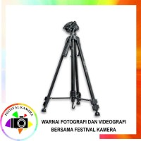 SOMITA ST-3520 SINGLE HANDLE LARGE TRIPOD