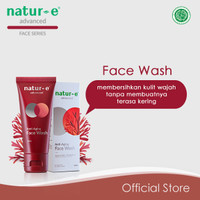 Natur-E Advanced Anti-Aging Face Wash