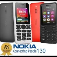 Nokia 130 Dual Sim Handphone Hp - Hitam