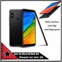 Case Xiaomi Mi Mix 2S New Edition Softcase Casing Hp Slim Cover
