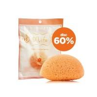 Konjac Sponge Organic O'Life LOESS / Pembersih Pori  (KSHB06)