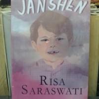 MURAH BUKU JANSHEN karya RISA SARASWATI. novel horor.