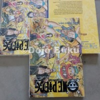 BUKU KOMIK MURAH Komik: One Piece Yellow: Grand Elements