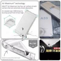 Anticrack/softcase/casing hp Xiaomi redmi 4x/Mi5c/note 4x